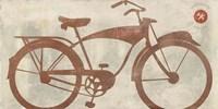 Vintage Bike Fine Art Print