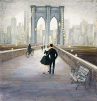 Bridge to NY v.2 Fine Art Print