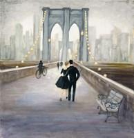 Bridge to NY v.2 Fine Art Print