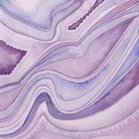 Pastel Agate II Fine Art Print