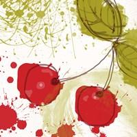 Modern Cherry Fine Art Print