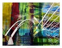 Denver Bridge Fine Art Print
