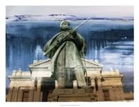 Denver Capitol III Framed Print