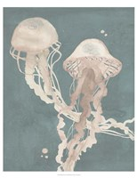 Jellyfish Dance I Fine Art Print