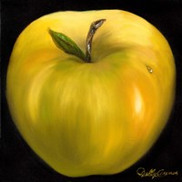 Yellow Apple Fine Art Print