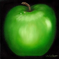 Green Apple Fine Art Print