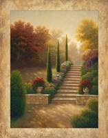 Viola Gardens Fine Art Print