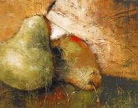 Pear Study I Fine Art Print