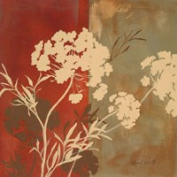 Among the Flowers I Fine Art Print