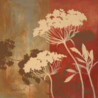 Among the Flowers II Fine Art Print