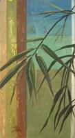 Bamboo & Stripes II Fine Art Print