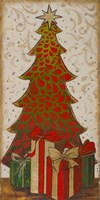 Christmas Tree II Fine Art Print