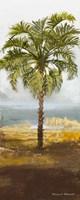 Beach Palm I Fine Art Print