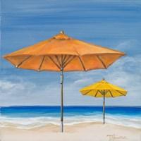 Coastal Scene I Fine Art Print