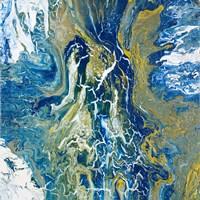 Tropical Storm I Fine Art Print