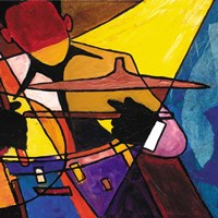 Nola Band III Fine Art Print