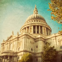 London Sights III Fine Art Print