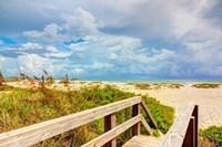 Beach Island I Fine Art Print