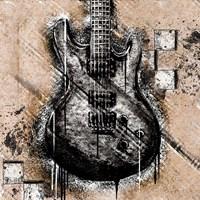 Garage Rock II Fine Art Print