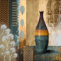 Earthly Pottery I Fine Art Print
