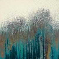 Teal Woods Fine Art Print