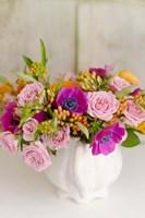 Radiant Bouquet Fine Art Print