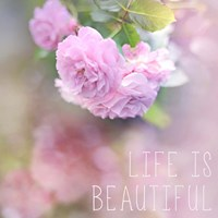 Life is Beautiful Fine Art Print