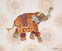 Pink Elephant IB Fine Art Print