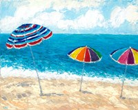 At The Shore I Fine Art Print