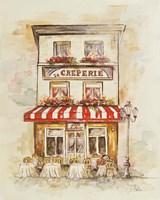 Cafe Du Paris II Fine Art Print