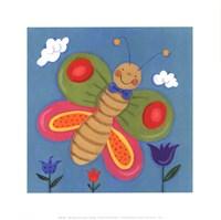 Mini Bugs III Fine Art Print