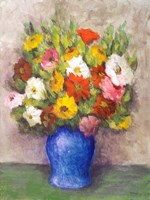 Vase of Beauty I Fine Art Print