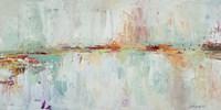 Abstract Rhizome Rectangle Fine Art Print