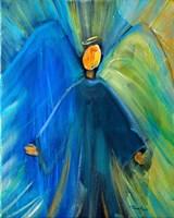Ever Present Hope Angel Fine Art Print