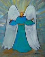 Angel of Joy Fine Art Print