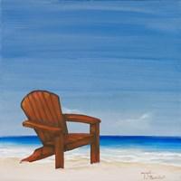 Coastal Scene III Fine Art Print