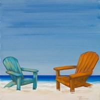 Coastal Scene IV Fine Art Print