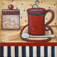 Granny's Kitchen II Fine Art Print