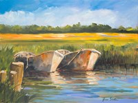 Day on the Lake Fine Art Print