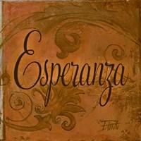 Esperanza Fine Art Print