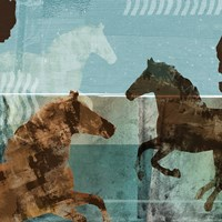 Around the Stable II Fine Art Print
