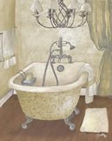Guest Bathroom I Framed Print