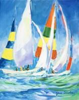 Come Sail Away Fine Art Print