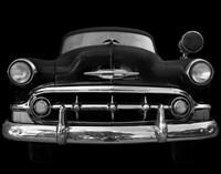 Black and White Classic Ride Fine Art Print
