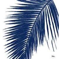 Indigo Baru Palm I Fine Art Print