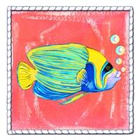 Beach Front Fish Fine Art Print