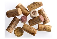 Ten Corks Fine Art Print