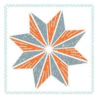 Octagram Star Fine Art Print