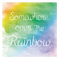 Over The Rainbow Fine Art Print