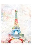 Pop Paris Fine Art Print